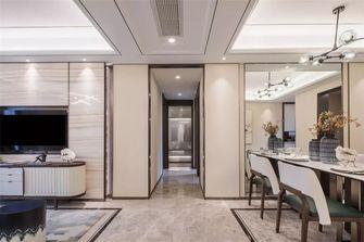 90平米三室一厅中式风格卧室设计图