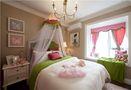 80平米三室两厅美式风格儿童房设计图