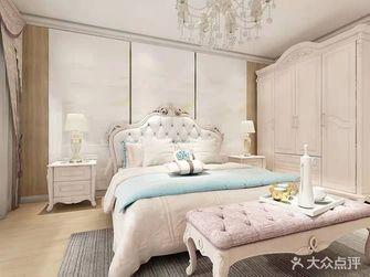 90平米三田园风格卧室装修案例