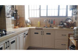 130平米四室两厅欧式风格厨房图片大全