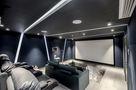 140平米别墅现代简约风格影音室装修效果图