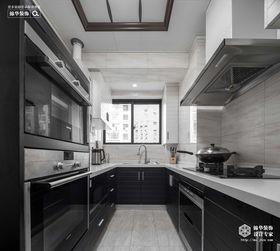 130平米四室两厅中式风格厨房图片大全