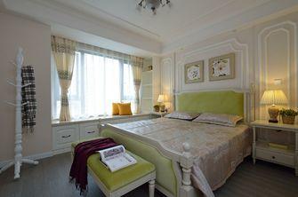 110平米三室两厅欧式风格卧室装修案例