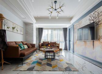 120平米四室一厅其他风格客厅图片