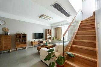 60平米宜家风格楼梯间欣赏图