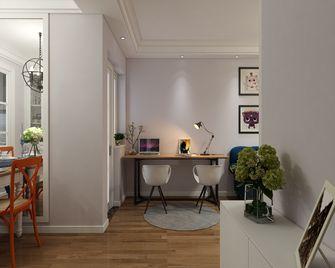 50平米一室两厅混搭风格走廊图片