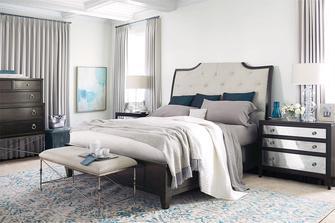 140平米四室五厅美式风格卧室装修效果图