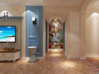 120平米三室两厅地中海风格走廊装修案例