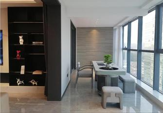 140平米四室三厅现代简约风格阳光房图