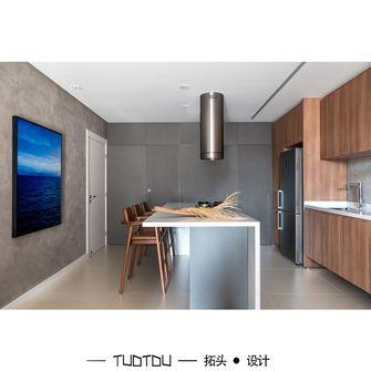 20万以上60平米一室一厅混搭风格餐厅装修案例