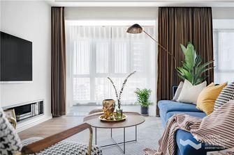 豪华型140平米三北欧风格客厅图片大全