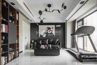140平米四室两厅现代简约风格健身室设计图