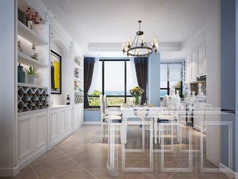 120平米四室两厅地中海风格餐厅装修案例