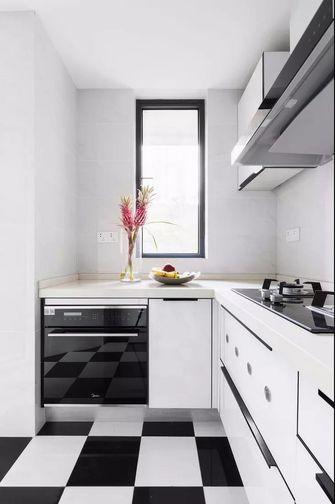 110平米三室两厅欧式风格厨房装修案例