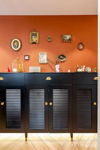 60平米一室两厅混搭风格玄关图片大全