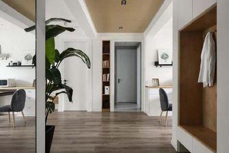 90平米日式风格玄关设计图