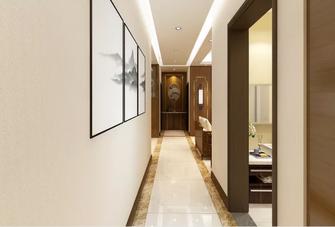 90平米三中式风格走廊图片