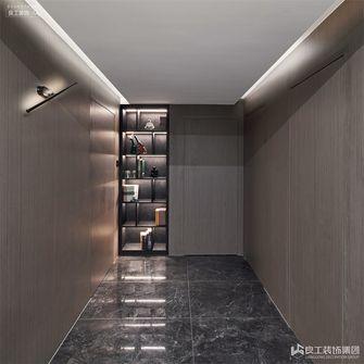 80平米三室一厅现代简约风格走廊欣赏图