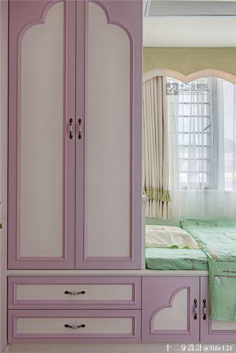 90平米三室两厅法式风格储藏室欣赏图