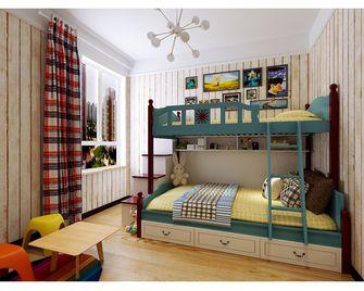 140平米地中海风格儿童房图片