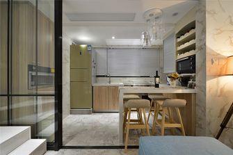 70平米复式现代简约风格厨房效果图