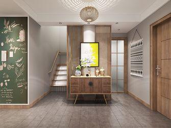 140平米三室四厅北欧风格楼梯间装修图片大全