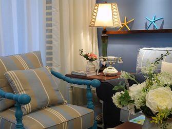 50平米公寓地中海风格客厅装修案例