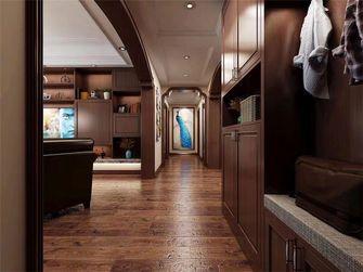 140平米三美式风格走廊装修案例