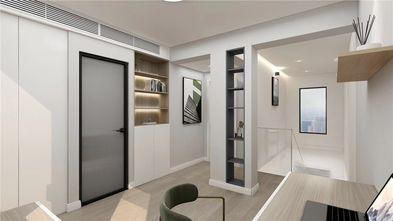 130平米复式现代简约风格书房装修效果图
