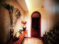 140平米四室两厅东南亚风格储藏室设计图