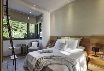 140平米四室两厅田园风格卧室装修效果图