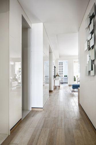 富裕型90平米东南亚风格走廊图片