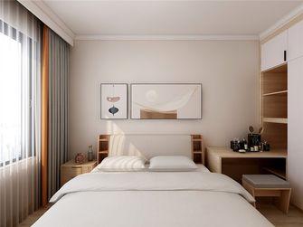 90平米三室一厅日式风格儿童房图