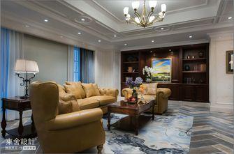 140平米别墅新古典风格阁楼图