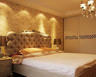 140平米三室两厅东南亚风格卧室效果图