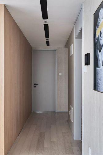 80平米现代简约风格玄关装修图片大全