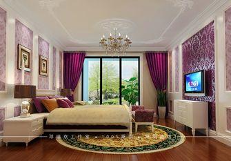 经济型130平米三室两厅美式风格卧室装修案例