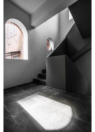 80平米三其他风格楼梯间图片大全