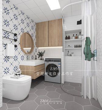 100平米日式风格卫生间图片