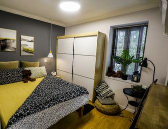 3-5万30平米超小户型北欧风格卧室图
