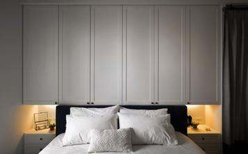 140平米三室三厅日式风格卧室设计图