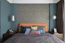 90平米一居室混搭风格卧室图片