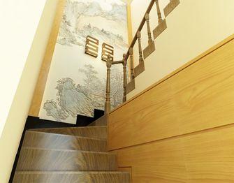 140平米别墅东南亚风格楼梯间设计图