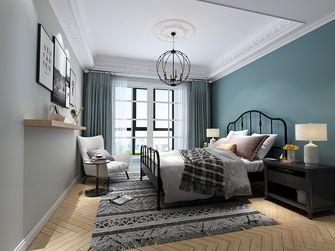 140平米三室两厅英伦风格儿童房欣赏图