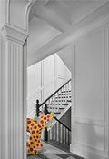 140平米复式其他风格楼梯间效果图