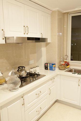 130平米三室两厅欧式风格厨房装修案例
