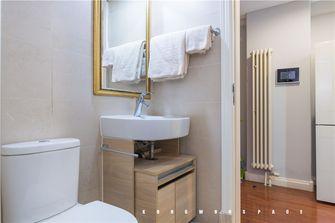 50平米小户型美式风格卫生间图片大全