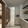 130平米三室一厅中式风格厨房装修效果图