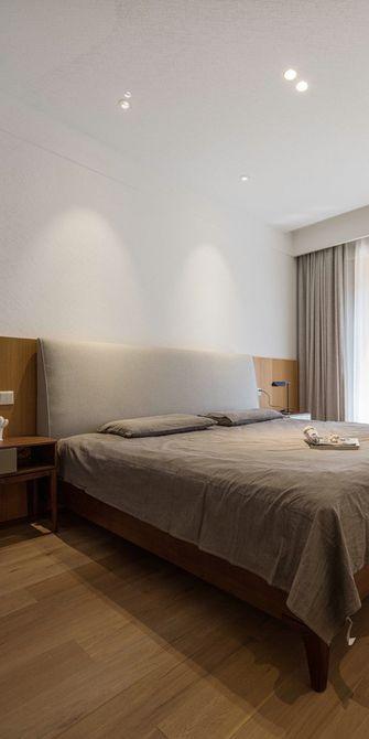 140平米三室一厅宜家风格卧室装修效果图