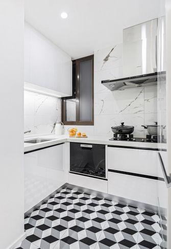 80平米四室两厅北欧风格厨房欣赏图